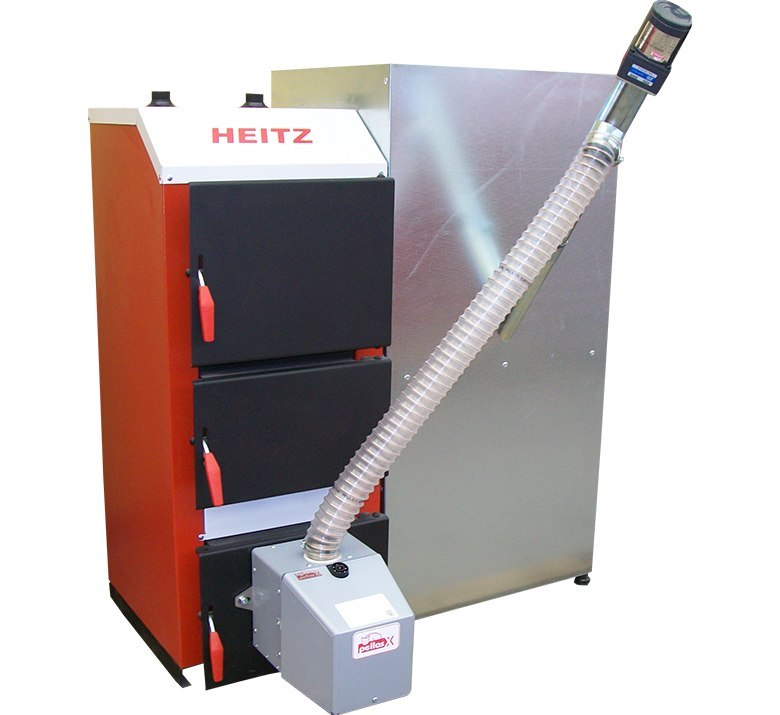 Heitz MINI BIO 11kw